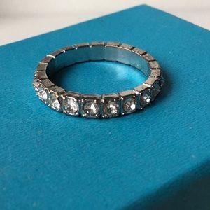Jewelry - Diamond Band Ring size 6 1/2